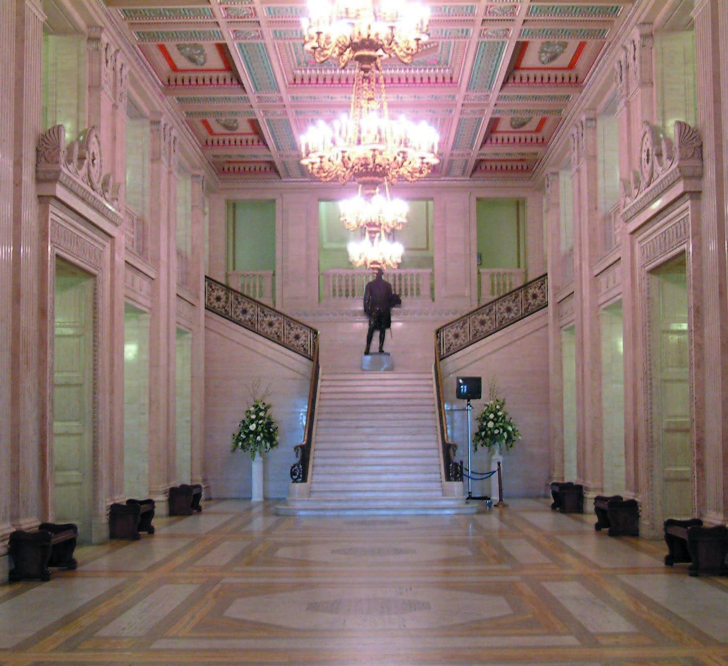 hall of